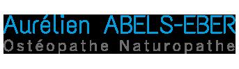 Aurélien Abels-Eber - Ostéopathe Naturopathe